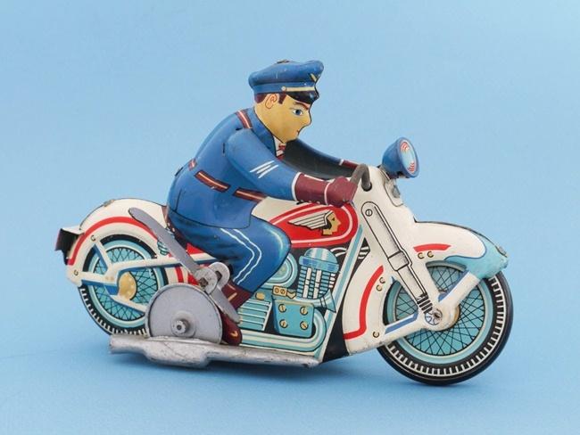 Policía de chapa
