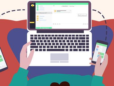 AirDroid 4.0 renueva su interfaz y mejora el envío de archivos entre usuarios