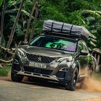 Este Peugeot 3008 es un SUV único pensado para la aventura, a modo de camper todoterreno