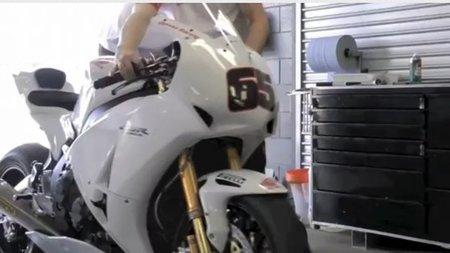 Los chicos del Ten Kate ya ruedan con la nueva Honda CBR1000RR Fireblade