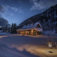 17 cabañas en la nieve para pasar unas vacaciones de Navidad inolvidables