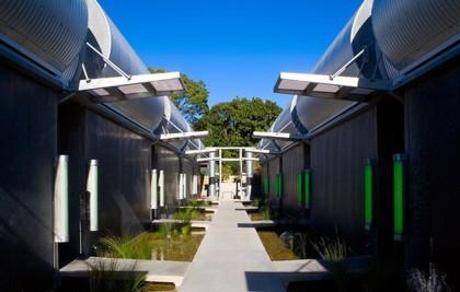 Foto de Casas poco convencionales: adosados futuristas en Sydney (11/17)