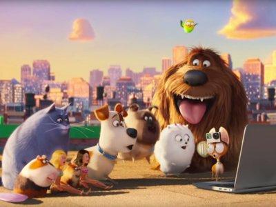 'Mascotas' supera a 'El libro de la selva' con el estreno más taquillero del año en España