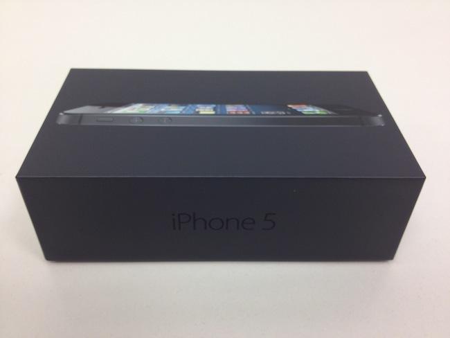 Foto de El iPhone 5 ya está aquí (1/13)