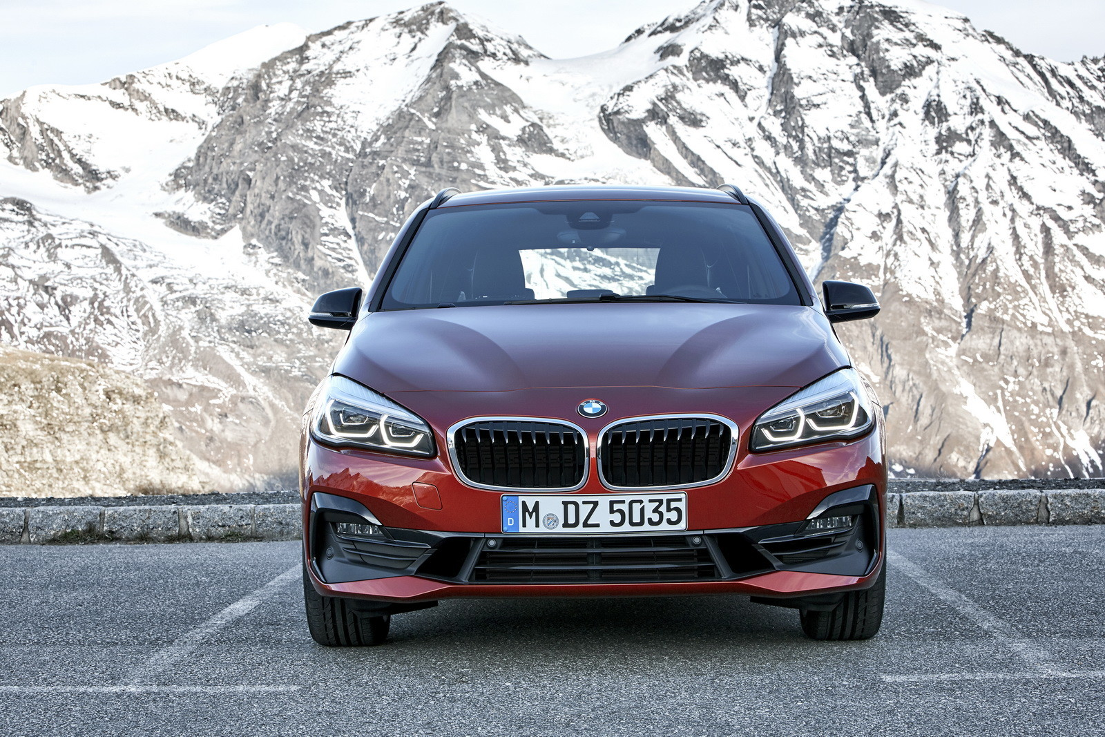 Foto de BMW Serie 2 Active Tourer (7/32)