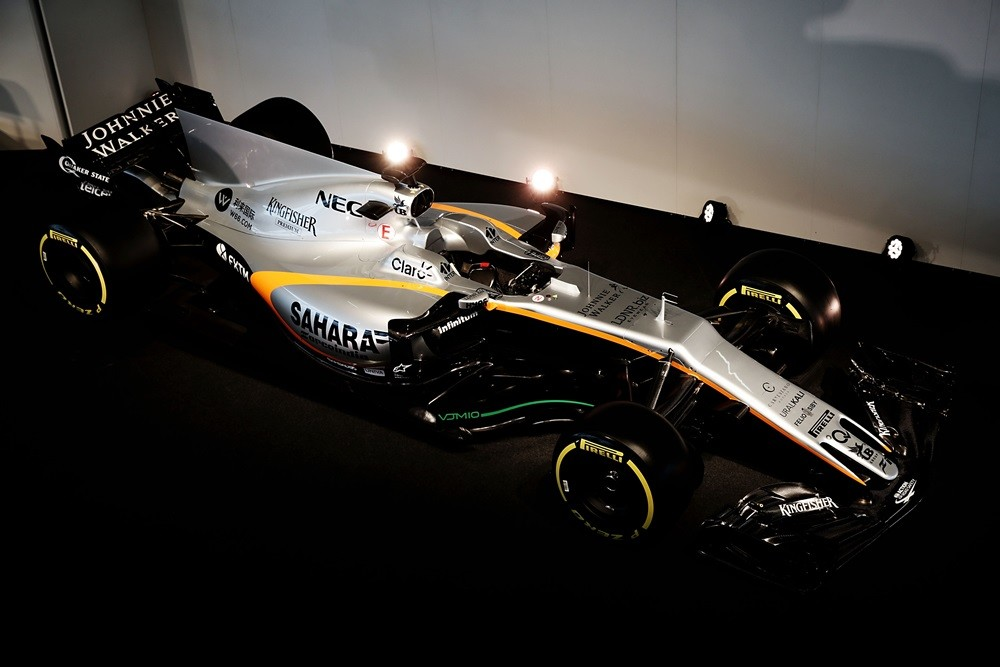 VJM10 Force India