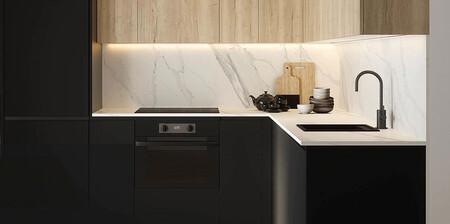 Alerta tendencia; las cocinas de líneas limpias y sin tiradores  elegantemente atemporales son tendencia
