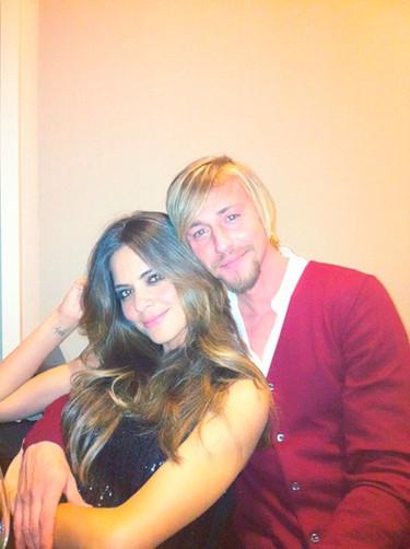 ¡Albricias! Romina Belluscio y Guti están embarazados