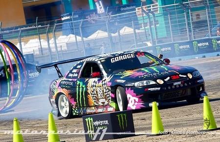 The Maximum Parade. El drifting se adueñó del Circuit de la Comunitat Valenciana