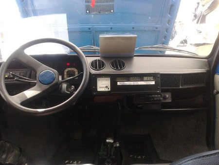 Vehiculo electrico rosarino