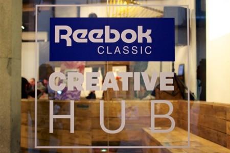 Reebok Creative Hub un espacio de coworking para jóvenes artistas en Madrid