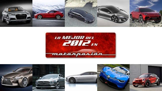 Mejor prototipo de 2012 en Motorpasión