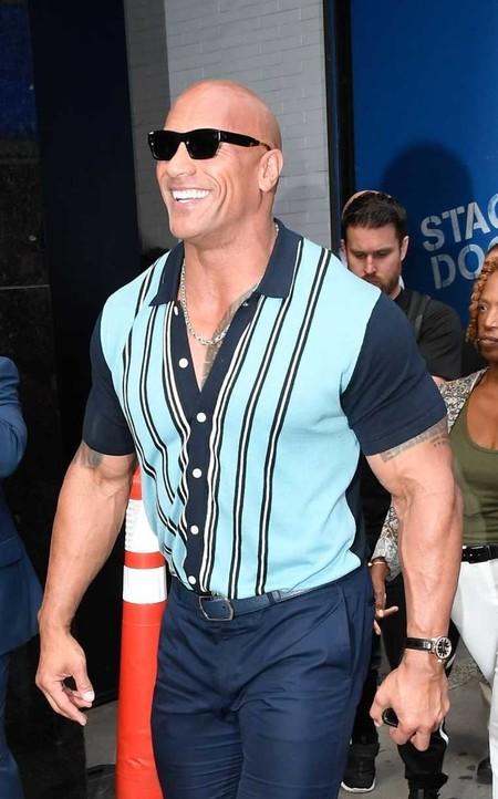 Dwayne Johnson Good Morning America Trendenciashmbre Com02