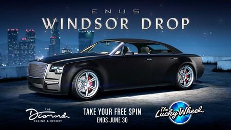 Gta Online Enus Windsor Drop