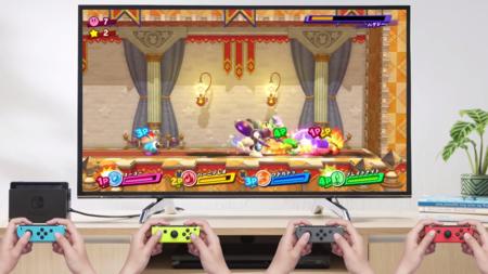 Kirby Reparte Amor Y Diversión En Los Nuevos Adelantos De Kirby Star