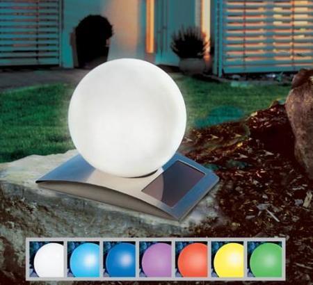 esfera solar colores
