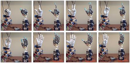 Mano robótica 01