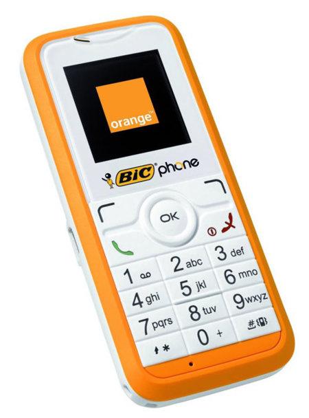 BIC Phone, el móvil de BIC llega a España