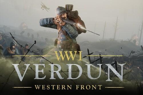 Nuevos juegos gratis llegan a Epic Games Store, con la guerra de Verdun a la cabeza y Mothergunship en camino