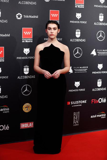 Greta Fernandez Feroz Oscar De La Renta