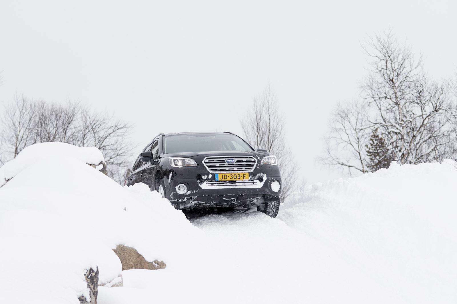 Foto de Subaru Snow Drive 2016 (68/137)