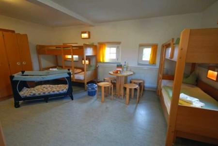 Bacharach Hostel Family Room