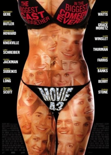 El cartel de Movie 43