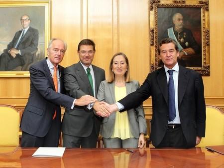 La industria del automóvil española y el tren se llevarán mejor en el futuro