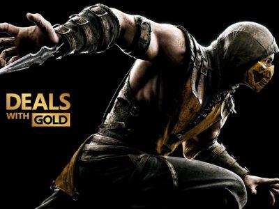 Mortal Kombat X, Hitman: Absolution, Mafia 2 y ofertas para usuarios Silver esta semana en Xbox Live