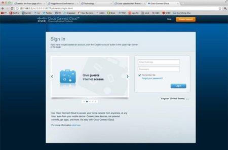 Cisco obliga a los usuarios de algunos de sus routers a registrarse online si quieren administrarlos