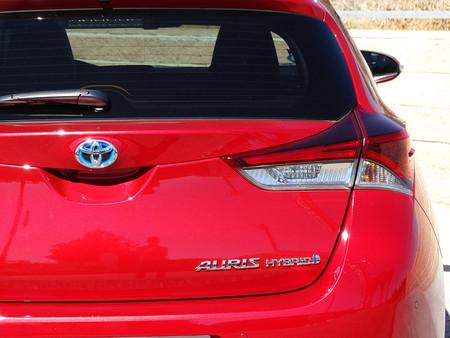Prueba Toyota Auris Hybrid 2016 Exteriores