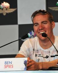 Ben Spies ficha por Yamaha para el campeonato de SBK