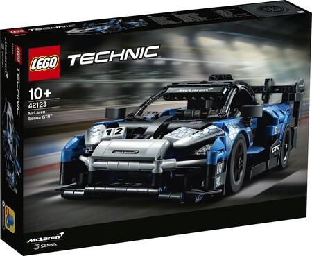 Mclaren Senna Gtr Lego Technic Precio En Mexico 2