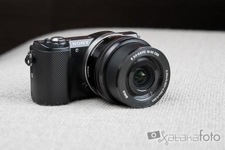 Sony A5000, análisis