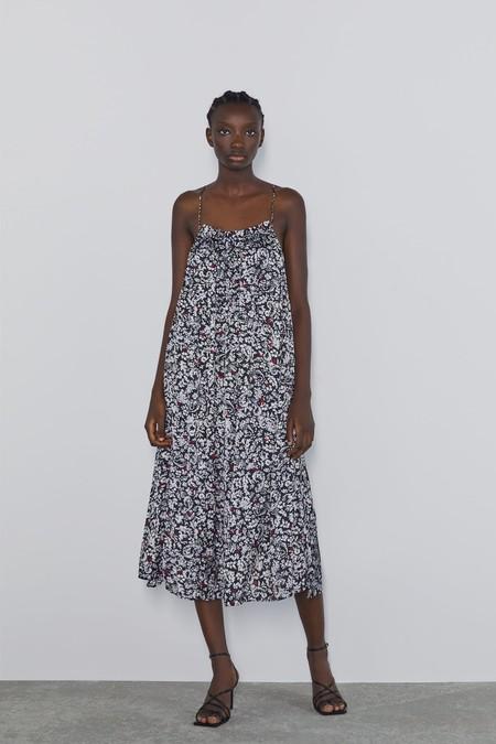 Vestido Mono Rebajas 2020 Zara Verano 02