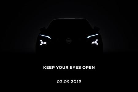El Nissan Juke 2020 continúa insinuándose con un segundo teaser