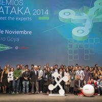 No me toques los gadgets (ni los canapés) que me conozco: Premios Xataka 2014 desde dentro