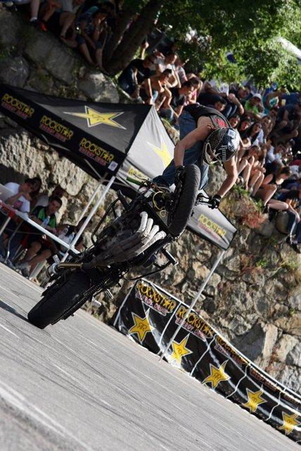 Foto de Éxito del primer campeonato de Freestyle Stunt Riding Encamp 2011 (1/18)
