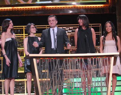 Ganadores TP de Oro 2007