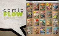 ComicFlow, fantástico lector de cómics digitales para iPad