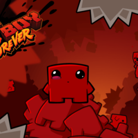 Super Meat Boy Forever se volverá más difícil todavía con los DLC que recibirá más adelante y con su creador de niveles