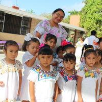 En Yucatán aprobaron enseñar lengua maya desde la primaria, esto pasa cuando la ley en México va en rescate de la lengua materna