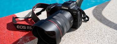 Canon EOS R5, análisis: el sistema EOS R alcanza su mayoría de edad con una gran cámara para hacer fotos y vídeo (con reservas)