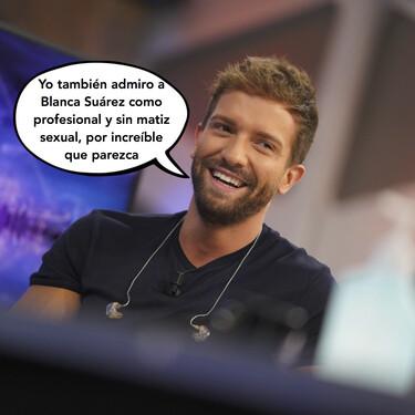 Pablo Alborán fue a 'El Hormiguero' y, sorprendentemente, Pablo Motos no le preguntó si tiene novia en el cole