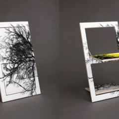 Foto 3 de 4 de la galería estas-sillas-son-un-cuadro en Decoesfera