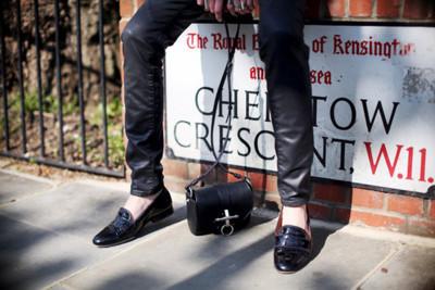 Olvídate de las botas, los mocasines serán tus inseparables a partir de ahora