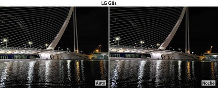 Lg g8s Agua
