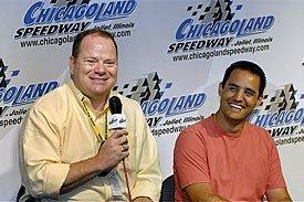 Montoya se va a la NASCAR