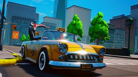 Si te gusta Crazy Taxi, este juego ha querido resucitar al clásico arcade: Taxi Chaos ya tiene fecha de lanzamiento en PC