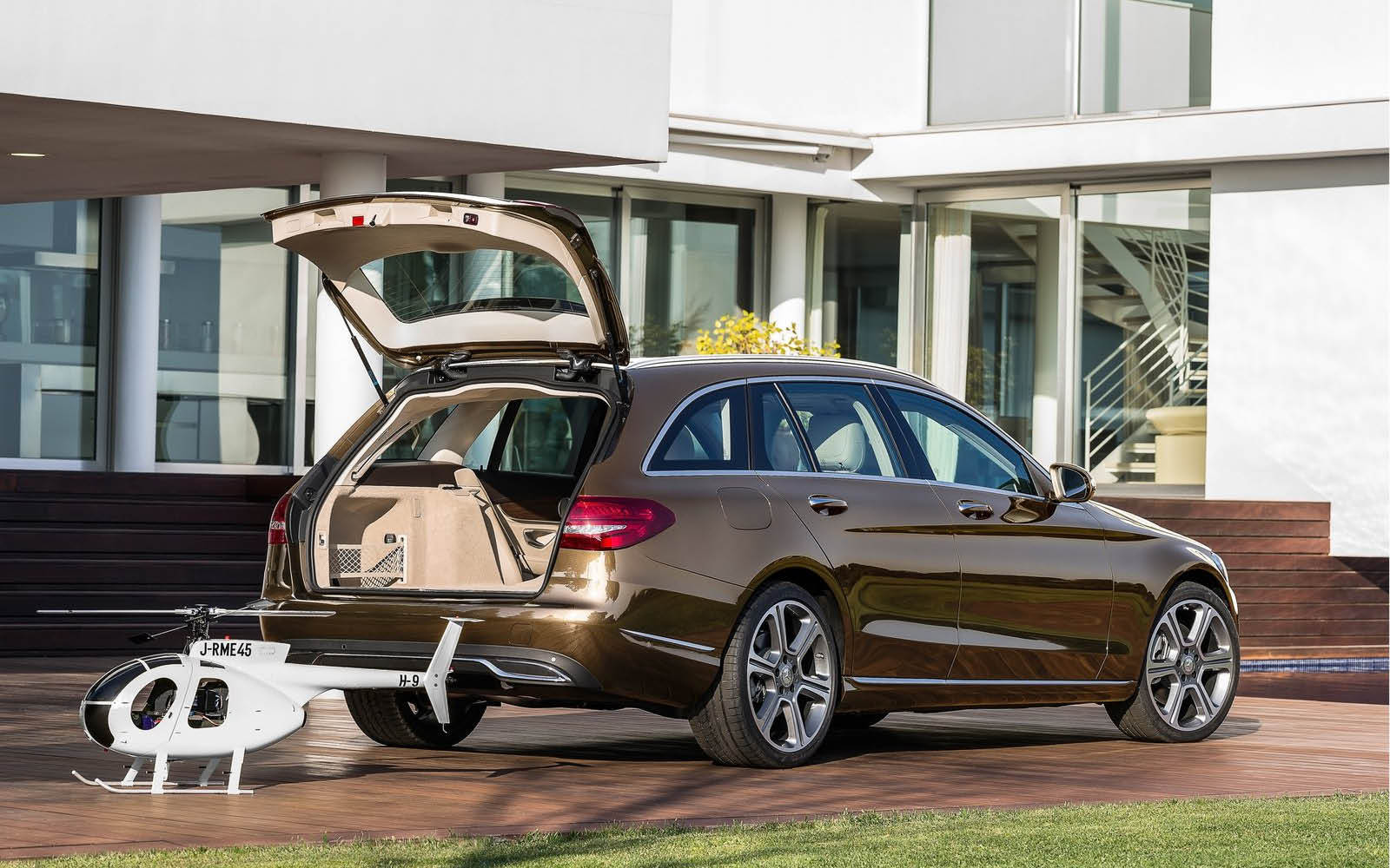 Mercedes benz clase c estate 21 30 for Mercedes benz clase c